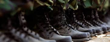 Military-boots
